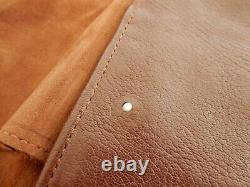 Original Vintage Dunhill, London Leather Cigar Role carrying case, estate find