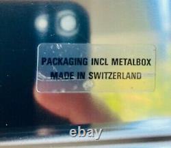 Platinum Swatch Never Worn Original Case One Owner Tresor Magique 1993