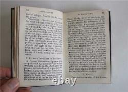 Popular Guide to Homoeopathy 1866 with 24 Bottle Remedy Case, Pocket Kit