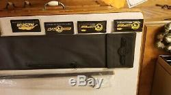 Predator Revo 12.9mm Uni-Loc Carbon Composite Shaft. Original leather case