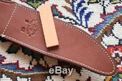 RANDALL KNIFE KNIVES TYPE A ORIGINAL SHEATH for BIG BEAR BOWIE 12-8 no ZIP CASE