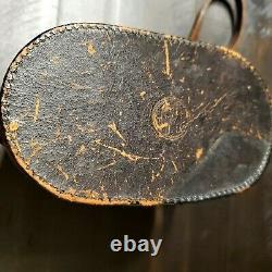 RARE WW2 German Binoculars Leather Case NICE ITEM