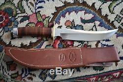 Randall Made Knives Limited Large Skinner 4-8 Large Skinner Knife 1 Sheath Case