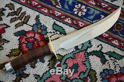 Randall Made Knives Model Limited Ed Rks #4-8 Large Skinner Knife 1 Sheath Case