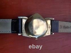 Rare 1957 Hamilton Electric Pacer 500 Original Dial 10k Gf Case