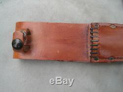 Rare CASE ww2 V-42 Commando Knife Replica by CHICAGO PRECISION USA circa 1970