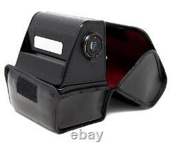 Rare Pentax 645 70mm Film Back Insert + Original Leather Case (Excelent)