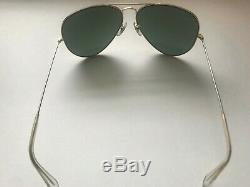 Ray Ban Aviator vintage including leather case in great condition