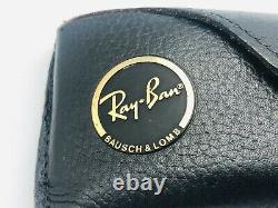 Ray Ban B&L USA Ultra Polarised Original 62mm Leather Case Only