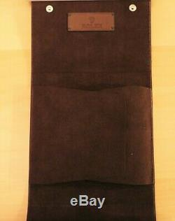 Rolex Leather Travel Case-New, Original