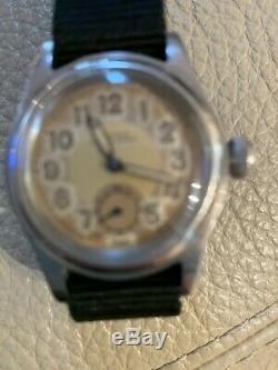 Rolex Oyster Junior Sport mens wristwatch steel case load manual all original