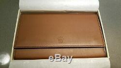 Rolex Soft Leather 3 watch Case Brand New In Original Box