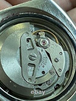 Seiko 6105-8110 Apocolypse Original Mid Case And 6105B Movement