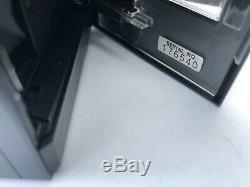 Sony WM-D3 Walkman restored, original leather case, new center gear. Beautiful