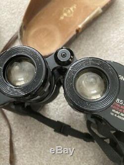 Swift Audubon MK1 8.5 x 44 Extra Wide Binoculars With original Leather case GWO