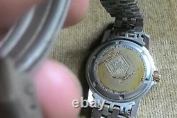 Tag Heuer 1500 Professional Watch 200M Gold 2 Tone Model 925 208 original case