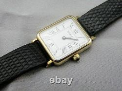 Tiffany & Co. Vintage/Retro Ladies 14K Yellow Gold Case Watch withOriginal Box