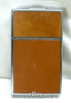 VINTAGE1970'S POLAROID SX-70 CAMERA withORIGINAL LEATHER CASE- TESTED