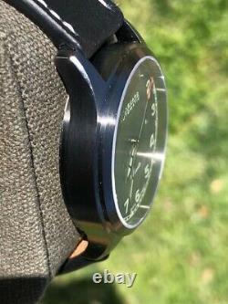 Vanguard Automatic Pilot Watch The Victorville Dusk Case 44mm