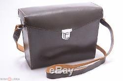 Very Nice Leica M3, M4, M2 Original Leather Medium Size System Case, Bag