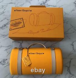 Veuve Clicquot Champagne Cooler Bag Limited Edition Hard Case