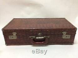 Vintage Frank Holton Co. Elkhorn, WI. Trumpet, in Original Leather Case