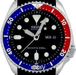 Vintage SEIKO PEPSI diver SKX009 with Original dial, 7S26-0020 case & movement