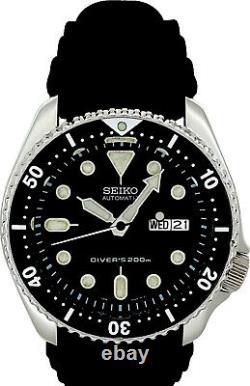 Vintage SEIKO diver SKX007 Genuine 7S26-0020 case with Original dial case & movt
