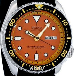 Vintage SEIKO diver SKX011 Genuine 7S26-0020 case All Original movt & 21J dial