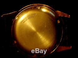 Vintage Waltham 25-jewel Self-winding Watch 10k-gf Case Vg Original Condition