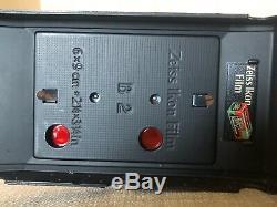 Vintage Zeiss Ikon Super Ikonta 531/2 Folding camera with original leather case