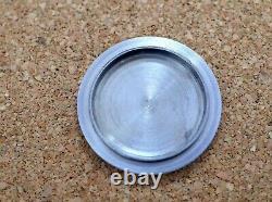 Vintage mens Difor Skin Diver rotating bezel black dial steel case all original