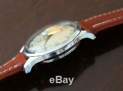 Vintage mens Titus automatic all original steel case rare dial and case amazing