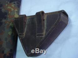 Wwi Original German Kaiser Army Leather Artillery Case