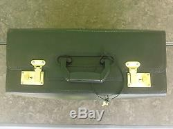 XX Rare Vintage Rapala Fishing Lure Salesman Samples & Leather Case From Sweden
