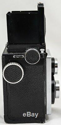 Zeiss Ikon Ikoflex 1 Film Medium Format TLR Camera c/w Original Leather Case